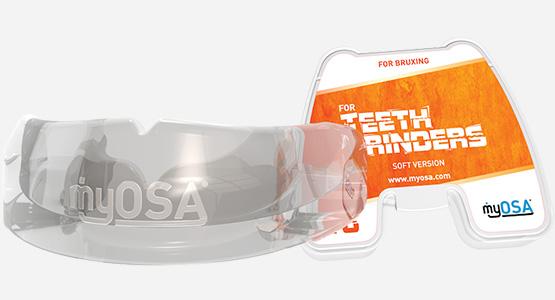 Myosa For Teeth Grinders - TG